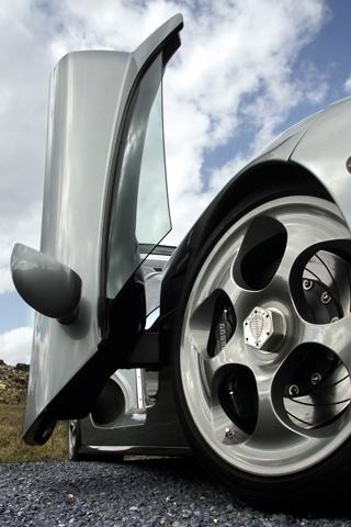 Koenigsegg CCX iPhone Wallpaper