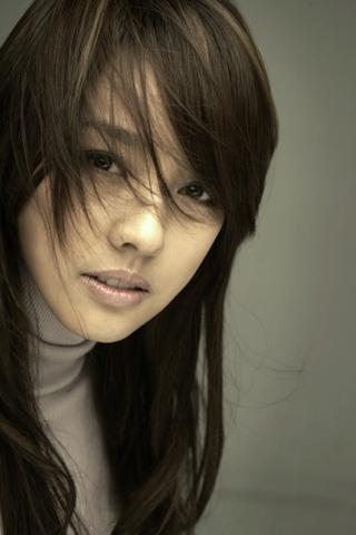 Hyori Lee iPhone Wallpaper