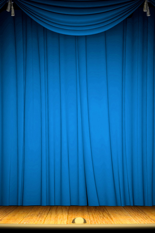 Blue Wallpaper on Iphone Wallpapers And Ipod Touch Wallpapers
