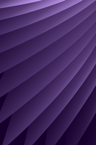 Purple Layers iPhone Wallpaper