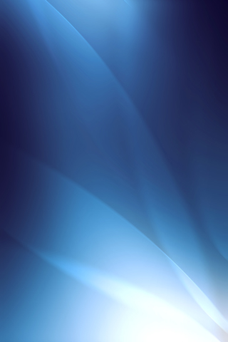 Glowing Mac iPhone Wallpaper