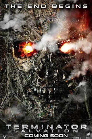 Terminator Salvation iPhone Wallpaper