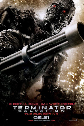 Terminator Salvation iPhone Wallpaper