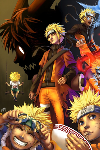 Naruto iPhone Wallpaper