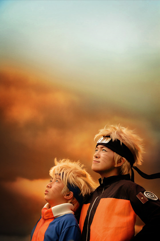 Naruto The Movie iPhone Wallpaper