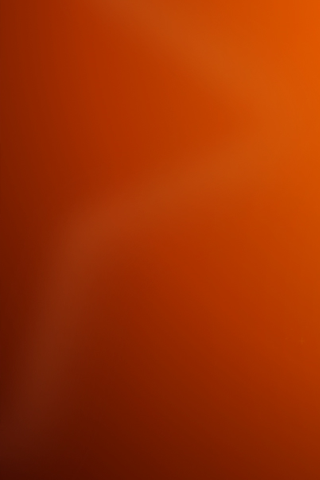 Simple Orange Gradient iPhone Wallpaper