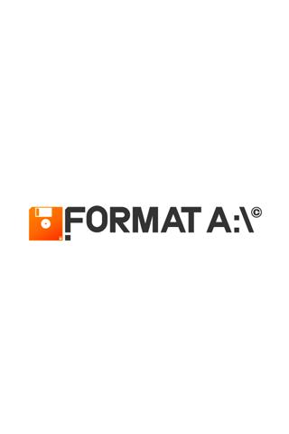 Format A: Logo iPhone Wallpaper