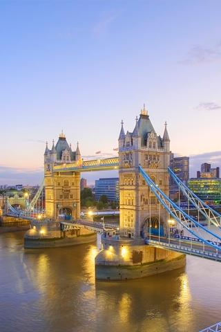 London Bridge iPhone Wallpaper