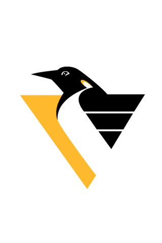 Pittsburgh Penguins Logo iPhone Wallpaper